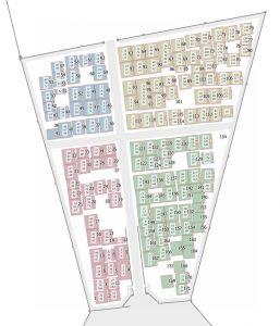 Draft mapping of Kilbeacanty New Graveyard